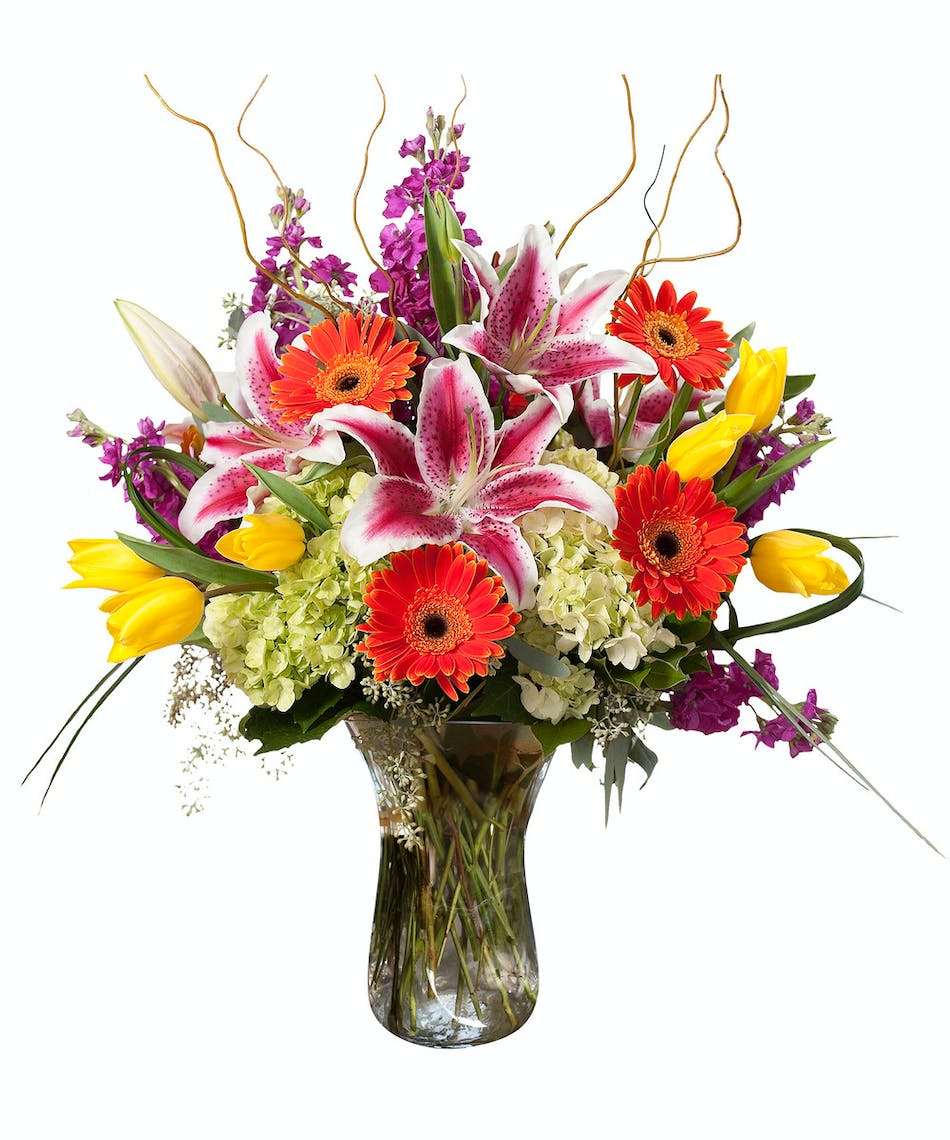 A great bouquet to celebrate any occasion, or none at all.