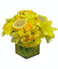 Bringing back an old favorite, lilies and lemons.