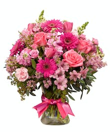 Celebrate an anniversary with a special bouquet...charmed will deliver.