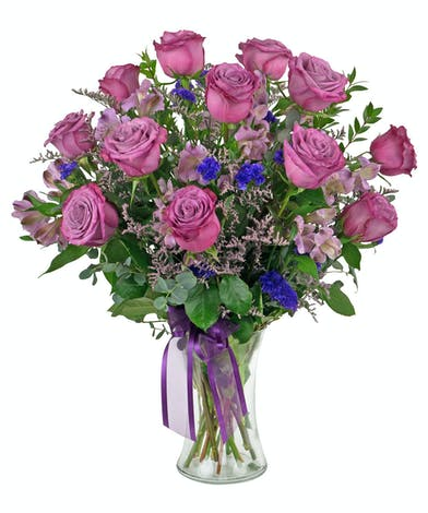 Show her how special she is with the Tender Moments bouquet.