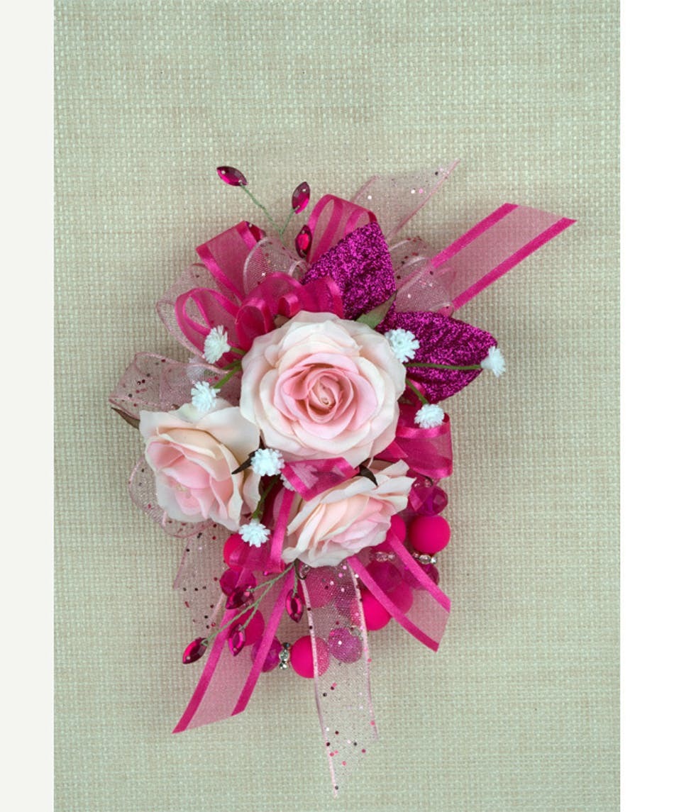 Petite Pink Corsage Zeidlers Flowers