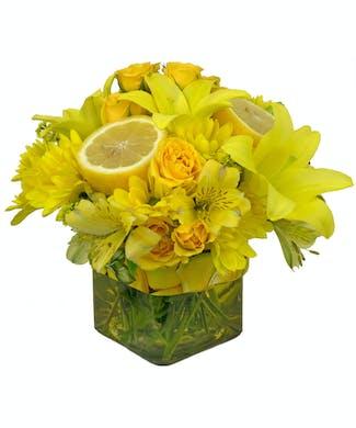Lilies & Lemons
