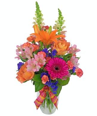 Garden Party  - Vase