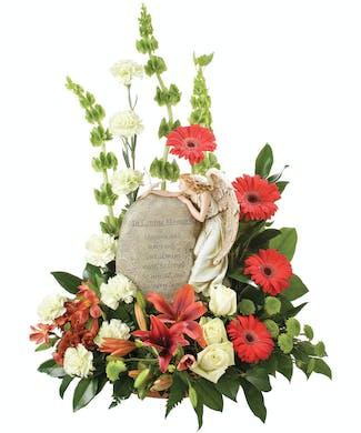 Comforting Angel Bouquet