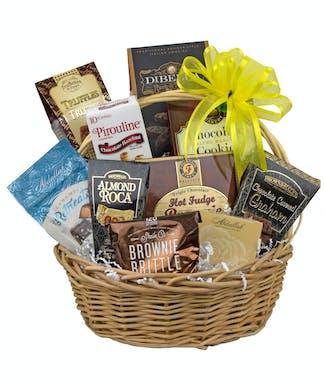 Chocoholic Basket