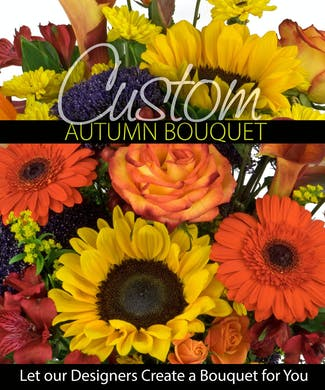 Custom Autumn Bouquet