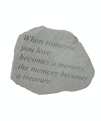 Medium Stepping Stone - When Someone You Love