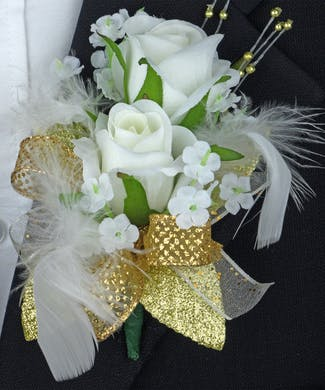 Endearing Boutonniere