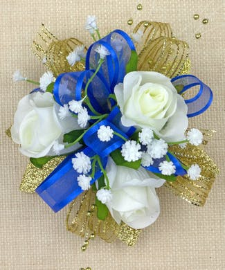 Bluebell Corsage