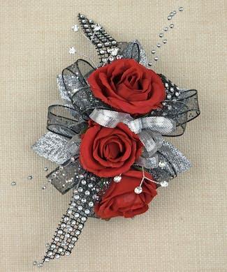 Sparkle & Style Corsage