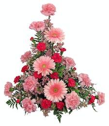 Cherish - Carnation Table Bouquet