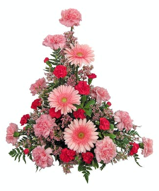 Cherish - Carnation Table Bouquet
