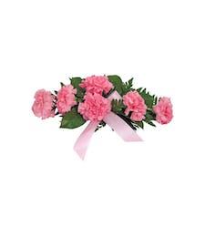Cherish - Carnation Lid Corsage