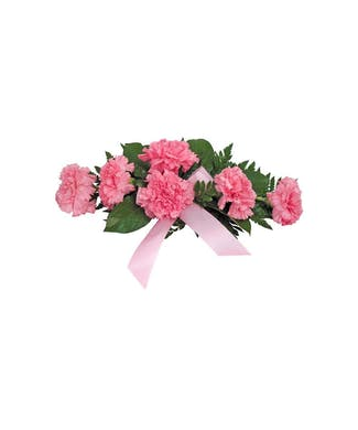 Cherish - Carnation Lid Corsage