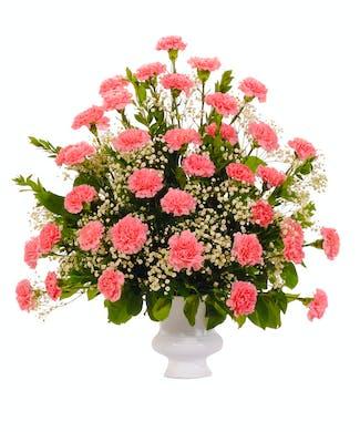 Cherish - Carnation Urn