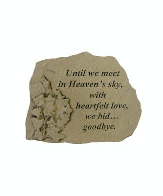 Stepping Stone - Until we Meet