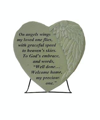 Heart Stone - On Angel's Wings