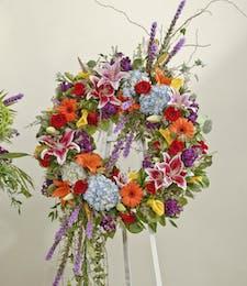 Heavenly Garden - Wreath