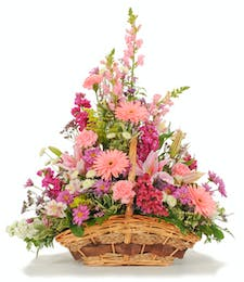 Loving Sentiments - Basket Arrangement