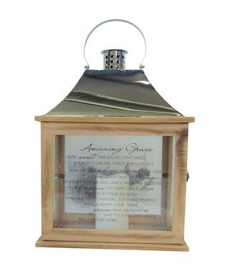 Large Lantern - Amazing Grace