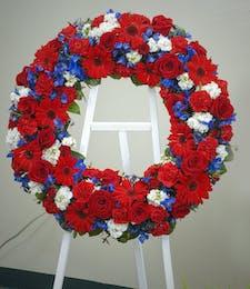 Patriotic - Wreath