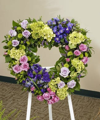 Regal - Heart Shaped Wreath